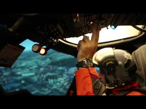 Rega: Optimales Training im Helikopter-Simulator