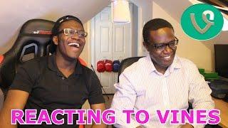 Reacting To Vines