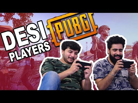 DESI PUBG PLAYERS BE LIKE Ft. HASLEY INDIA | RISHHSOME