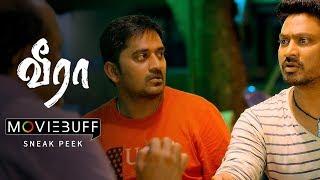 Veera - Moviebuff Sneak Peek 2   Krishna Kulasekaran, Aishwarya Menon - Directed by Rajaraman