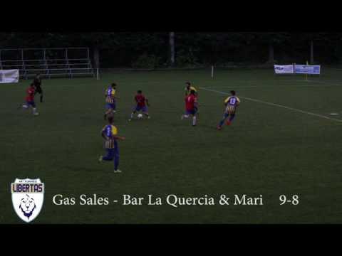 44' Torneo Libertas - Gas Sales -  Bar La Quercia & Mari 9-8