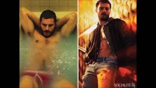 Jamie Dornan - HOT 2017   -Fifty Shades Darker