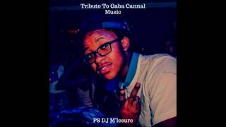 DJ M'lesure Tribute To Gaba Cannal Music