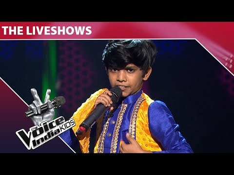 Xxx Mp4 Fazil Performs On Main Nikla Gaddi Leke The Voice India Kids Episode 33 3gp Sex