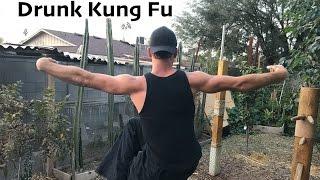 DRUNKEN STYLE KUNG FU - Lesson 2
