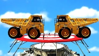 ULTIMATE HIGH RISE DERBY! (GTA 5 Funny Moments)