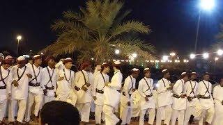 رقص جيزاني في فرح في الرياض مبارح وناسة