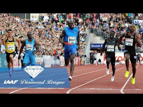 Xxx Mp4 The 8 Fastest Ever Men To Run A Diamond League 100m IAAF Diamond League 3gp Sex