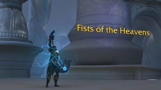 The Story of Fists of the Heavens [Artifact Lore]