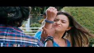Boys ragging Girls for skipping in college | Bhama | Yogesh | Ambara | Kannada Best Scenes