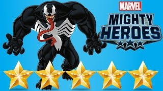 Marvel Mighty Heroes - 5 STAR fighter hunting (iOS/Android) Lets play Gameplay part 9