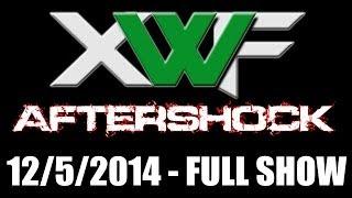 XWF Aftershock 12/5/14 - Full Show (HD) | WWE 2K14