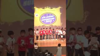 AcsJ junior superstars episode 3 ( results )