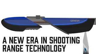 Genesis: A New Era In Shooting Range Technology. The Most Advanced Target Retriever On The Market