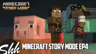 Minecraft Story Mode Episode 4 Full Gameplay No Commentary