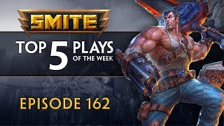 SMITE - Top 5 Plays #162