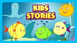 KIDS STORIES - ANIMATED STORIES FOR KIDS