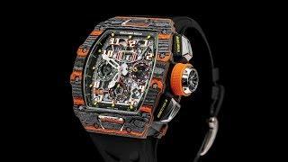 سعر ساعة ريتشارد ميل أكثر من ثمن مرسيدس AMG GT-R