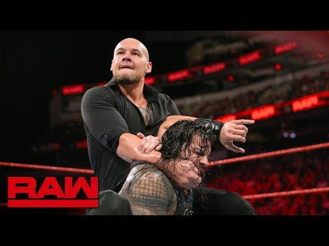 Xxx Mp4 Roman Reigns Vs Baron Corbin No Disqualification Universal Title Match Raw Sept 17 2018 3gp Sex