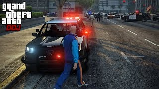 GTA 5 Roleplay - DOJ 316 - Joy Ride (Criminal)