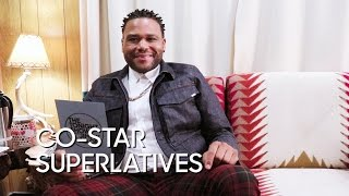 "Co-Star Superlatives: Anthony Anderson ""Black-ish"""