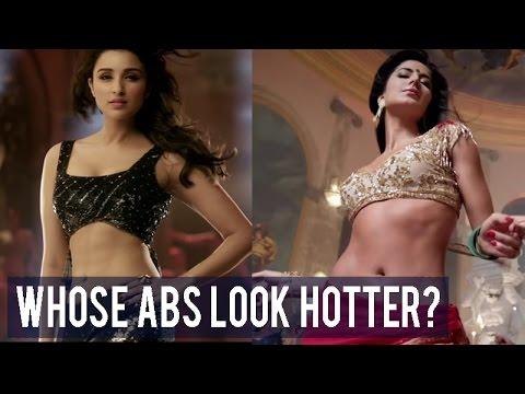 Katrina Kaif or Parineeti Chopra – whose ABS look hotter?