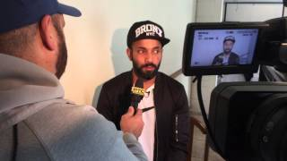 Dilpreet Dillon talking about Once Upon a Time Amritsar film in Canada