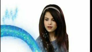 Disney channel Russia Bumper: Stick - Selena Gomez (Wizards of Waverly Place)