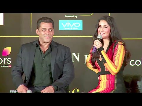 Xxx Mp4 Salman Khan Katrina Kaif S CUTE Moments At IIFA Awards 2017 Press Conference 3gp Sex