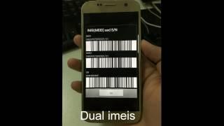 Add Dual sim Samsung Galaxy S7 G930S