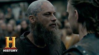 Vikings: Ragnar Challenges His Death - Season 4 Episode 10 | History