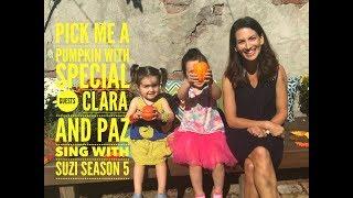 Pick Me A Pumpkin - Suzi Shelton - Sing with Suzi Season 5