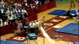 1986 NCAA Men's Gymnastics Championships - Part 3/6