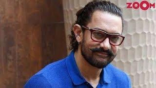 Aamir Khan To Take A Long Break After