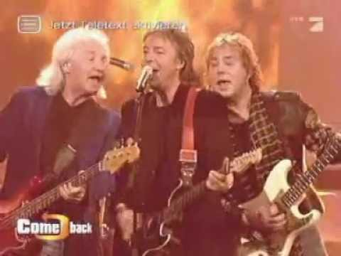 Chris Norman and Smokie at The Comeback Show