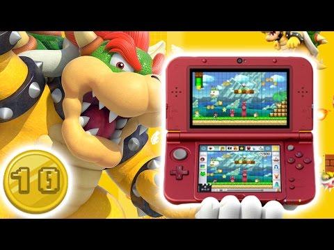 SUPER MARIO MAKER 3DS 10 NIVEAU FINAL