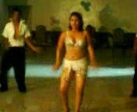 Grecia Kristell en el Carnaval Calipam