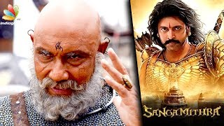 Kattappa Sathyaraj to be part of Sundar C's Sangamithra? | Latest Tamil Cinema News