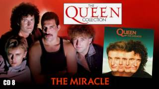 [105] The Miracle - CD8: The Queen Collection Digipack Series from Italy (2015)
