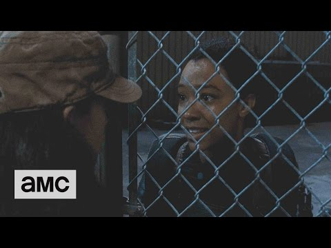 The Walking Dead It Is Not Your Time Talked About Scene Ep. 714