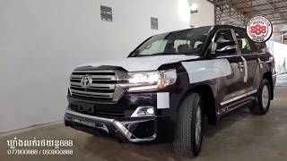 Is the new 2019 Toyota Land Cruiser V8 Full Option Limited_Car Shoping