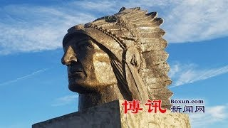 艺术家陈维明创作,自由雕塑公园正式奠基落成仪式