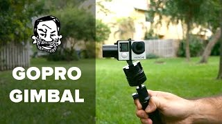 How I Get Smooth Video - Z1 Rider-M Gimbal for GoPro Review