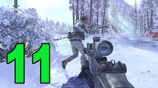 Modern Warfare 2 - Part 11 - Contingency (Let's Play / Walkthrough / Playthrough)