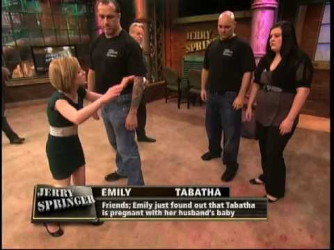 Your Husband Knocked Me Up The Jerry Springer Show
