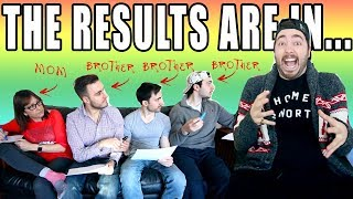 Reading My ANCESTRY DNA Results! (Game Show Style)