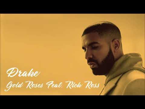 Drake Gold Roses Feat. Rick Ross ᴴᴰ