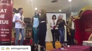 FieSha Dangdut Star Bergelek Bersama Amar Baharin Dan Tiz Zaqyah