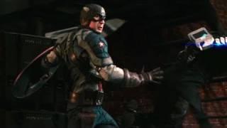 'Captain America: The First Avenger' Trailer 2 HD