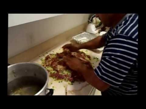Deliciosa Receta Lechona Colombiana
